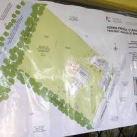 """Der Plan des neuen Therapiezentrums """"Kinder stärken"""", das Anfang 2018 in Gramatneusiedl eröffnet werden soll."""
