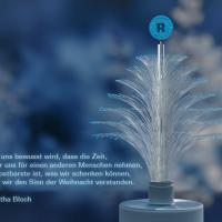 Frohe Weihnachten von Rudolf Rengshausen