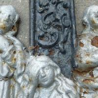 Vorher-Ansicht des christlichen Kreuzes.