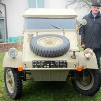 "Rudolf Rengshausen: VW ""Kübelwagen"" Typ 82"